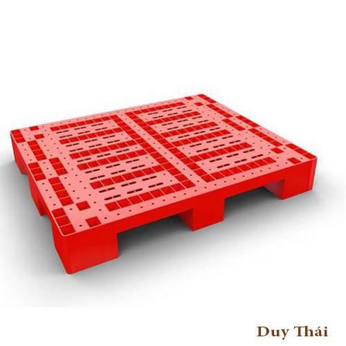5941879pallet nhua pl01ls jpeg - Dòng pallet nhựa 1100x1100x150mm ở đâu bán giá rẻ ?