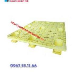 pallet 11 260x300 1 300x300 - Pallet nhựa cũ 1100 x 1300 x 150 mm