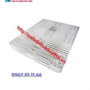 pallet 15 300x300 1 - Pallet nhựa cũ 1100 x 1100 x 150 mm