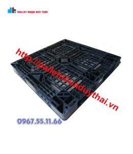 pallet 3 1.jpg7  260x300 1 - Pallet nhựa cũ 1100 x 1300 x 150 mm
