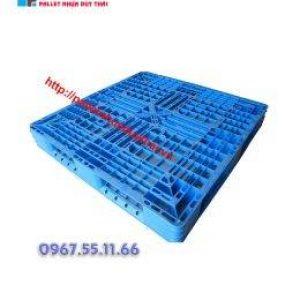 pallet 7jpg 260x300 1 300x300 - Pallet nhựa cũ 1000 x 1200 x 150 mm