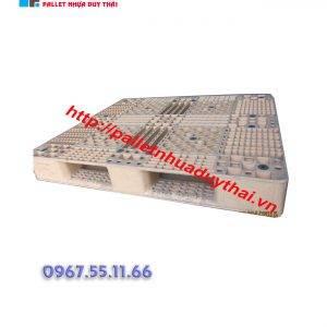 pallet 9 300x300 1 - Pallet nhựa cũ 1000 x 1000 x 150 mm