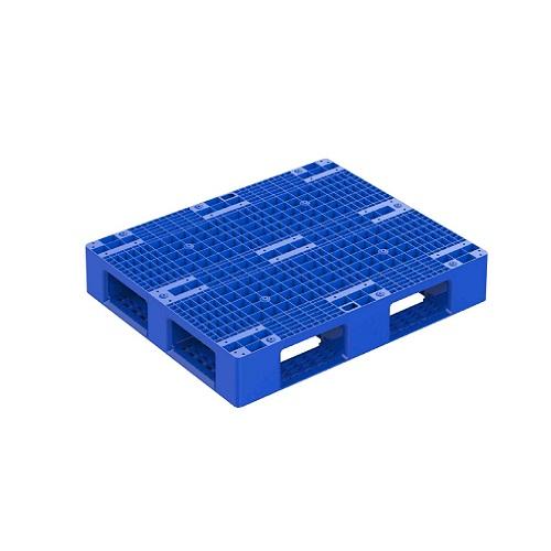 Pallet nhựa cũ 1000 x 1000 x 150 mm