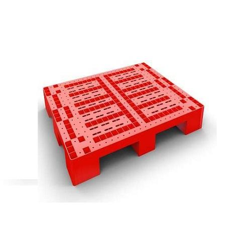 Pallet nhựa 1200x1000x150mm 9 chân