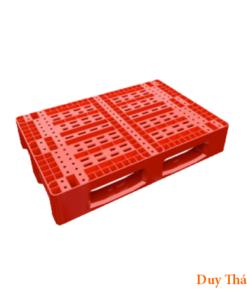 pallet nhua 7867 384.75x285 247x296 - Pallet nhựa 1100 x 1100 x 150 mm
