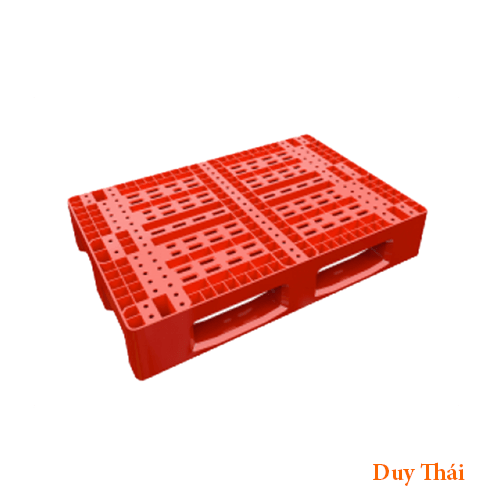 pallet nhua 7867 384.75x285 - Pallet nhựa 1100 x 1100 x 150 mm
