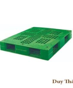 pallet nhua sg1210g01231 247x296 - Pallet nhựa 1000 x 1200 x 150 mm