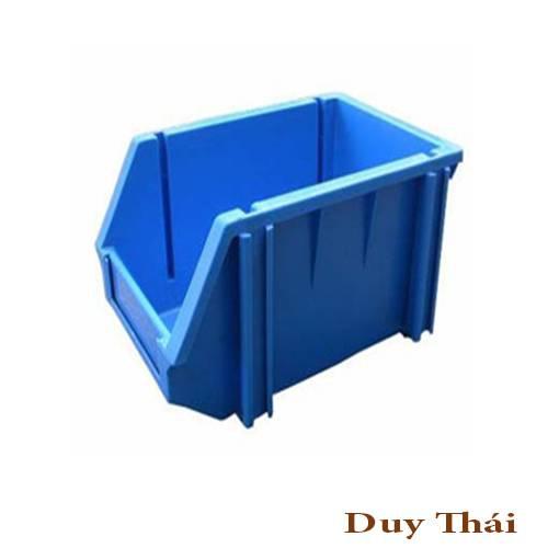 Khay nhựa công nghiệp cũ 600 x 420 x 180 mm Khay nhựa cũ Duy