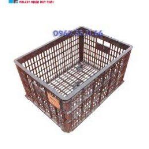 gio nhua 260x300 300x300 - Giỏ nhựa công nghiệp