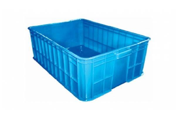 khay nhua1 - Khay nhựa công nghiệp 60x42x30