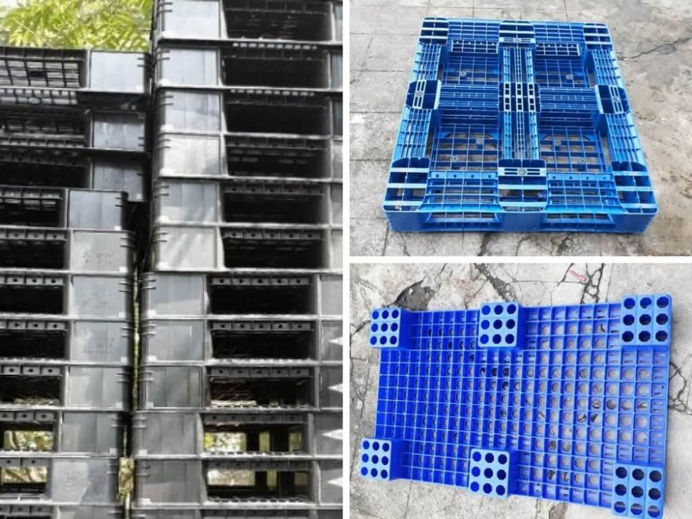 chon mua pallet nhua - Nên chọn mua pallet nhựa đã qua sử dụng ở đâu tốt ?