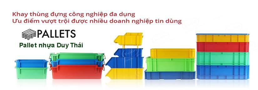 Banner - Pallet nhựa Duy Thái 2