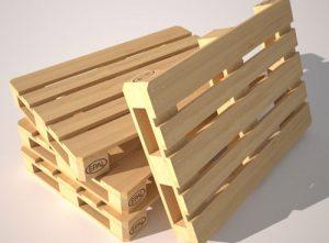 pallet go thong 300x221 - Nên chọn pallet gỗ giá rẻ hay mua pallet nhựa cũ ?