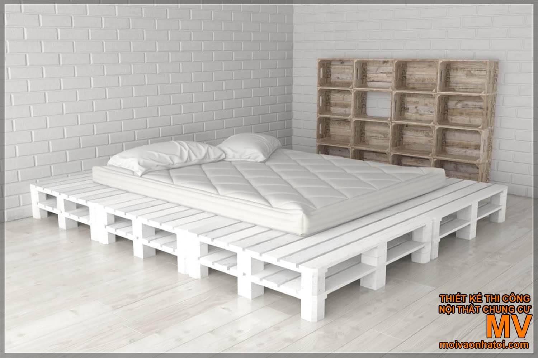 0 D9k997iNOWUzWLbf - 10 mẫu pallet gỗ làm giường đẹp mà chắc chắn nhất 2019