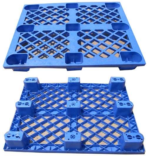 Top 5 pallet nhựa chân cốc được mua và sử dụng nhiều nhất