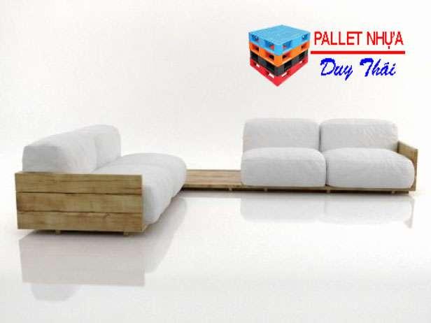 pallet sofa 7 - Top 10 mẫu pallet sofa đơn giản mà đẹp cho phòng khách
