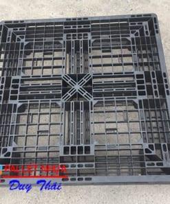 Pallet nhựa 1100 x 1300 x 120 mm