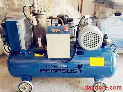 may nen khi truc vit gia re - Máy nén khí dùng để làm gì ? Các công dụng tuyệt vời của máy nén khí