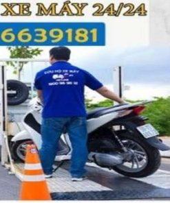 Cứu hộ xe máy tại hà Nội